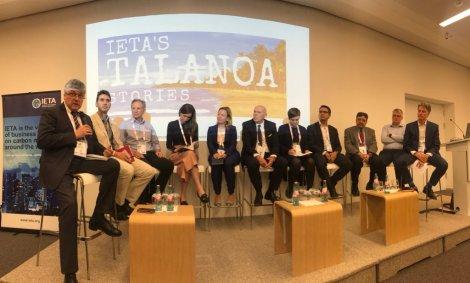 talanoa launch